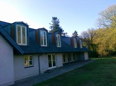 Nye kviste m. terrassedøre